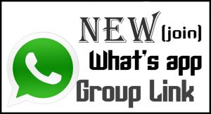 New WhatsApp Group Link 2019