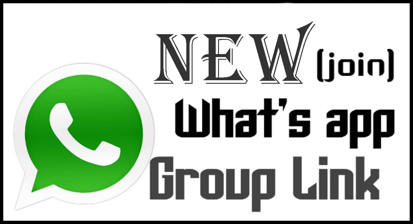New WhatsApp Group Link 2021