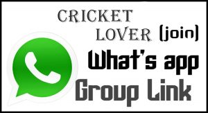 Cricket Group Links for WhatsApp 2020