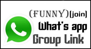Funny WhatsApp Group Links – Join & Share WhatsApp Groups