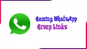 Gaming Whatsapp Group Link | Active Group 2020