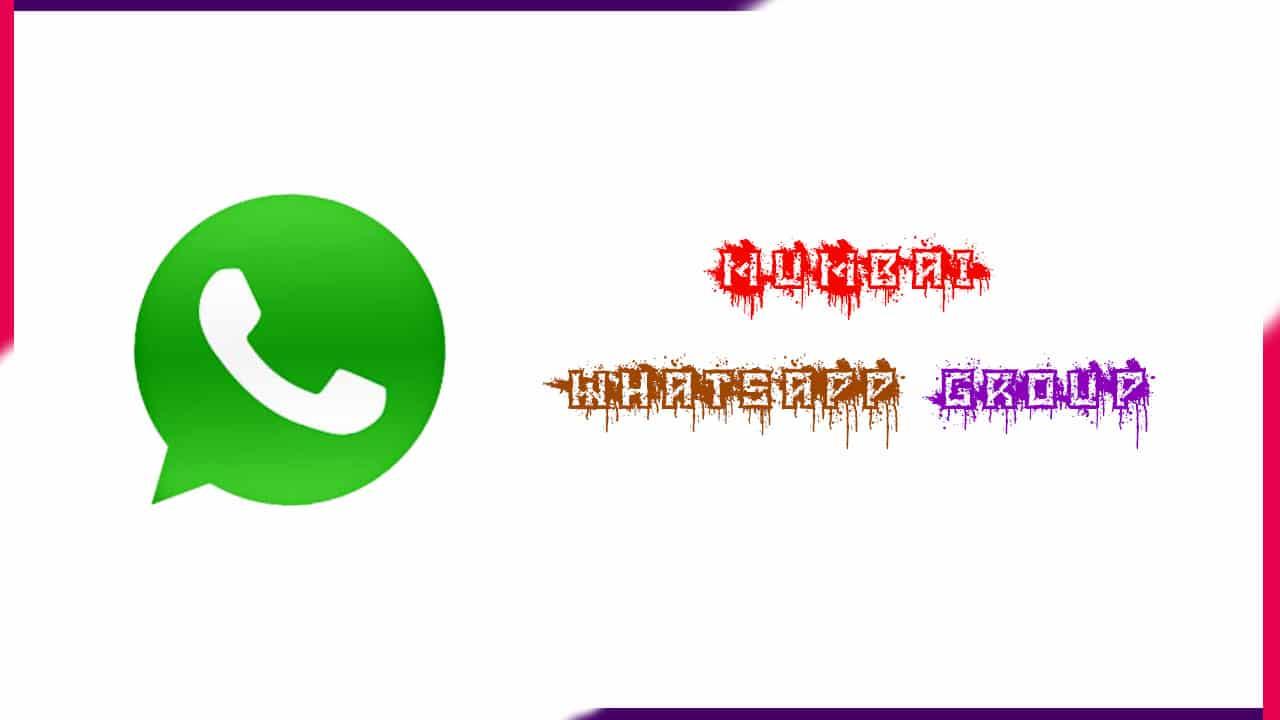 Mumbai Whatsapp Group Link