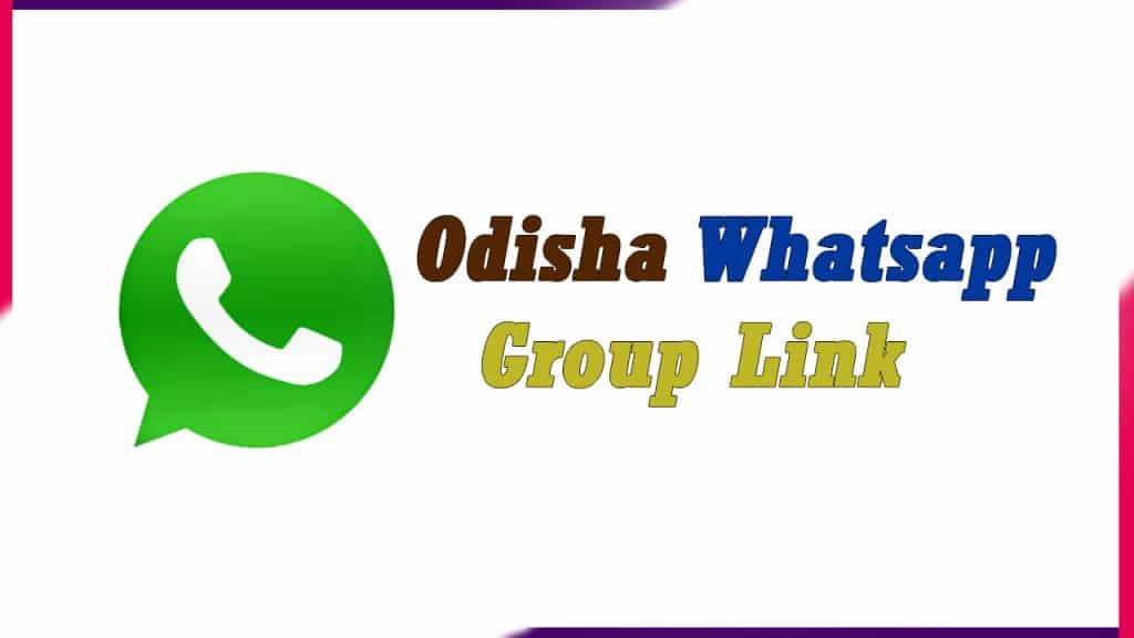 Odisha Whatsapp Group Link