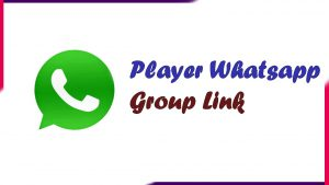 Read more about the article Player Whatsapp Group Link | Active Group 2021