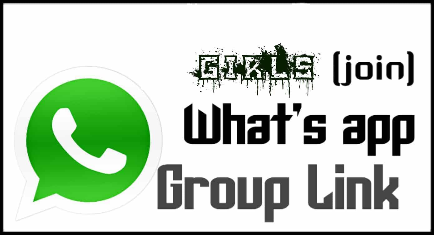 Whatsapp Group Link Girl