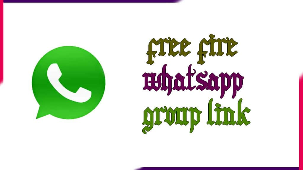 free fire whatsapp group link