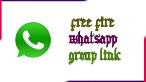 free fire whatsapp group link | Active Group 2020