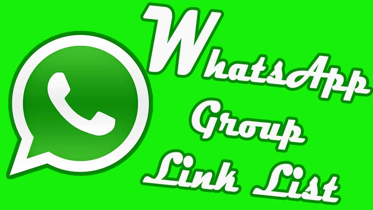 WhatsApp Group Link List 2021